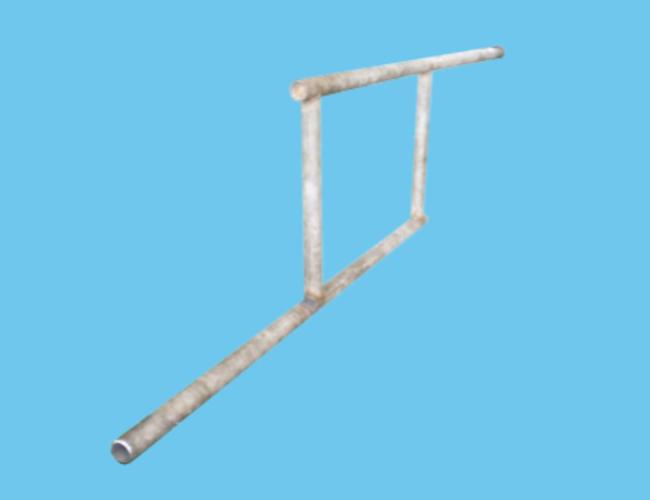 井字架喷嘴管