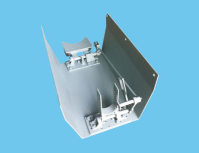 (1000MW用) 长吹内外管托架组件