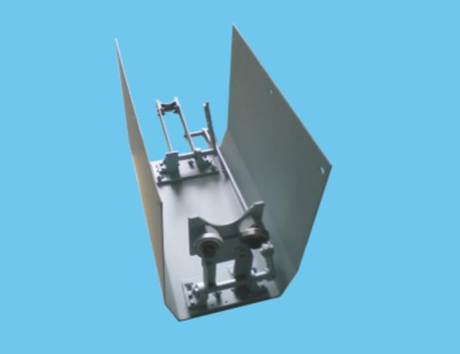 (600MW用) 长吹内外管托架组件