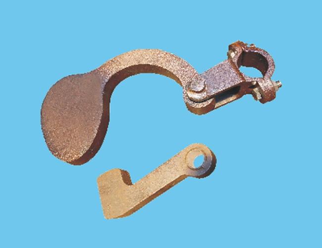 B型与G型锤头